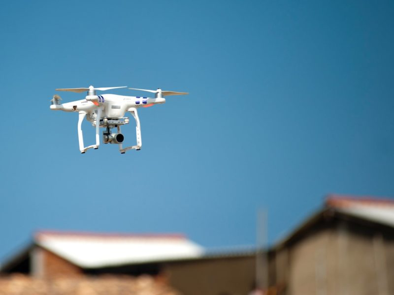 How can Drones Help you?